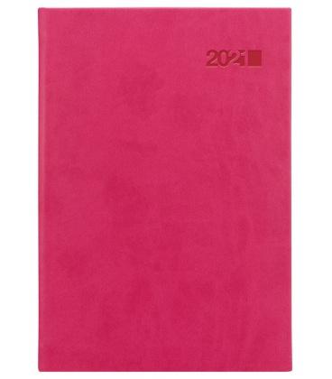Daily Diary A5 slovak Viva pink (Gaia) 2021