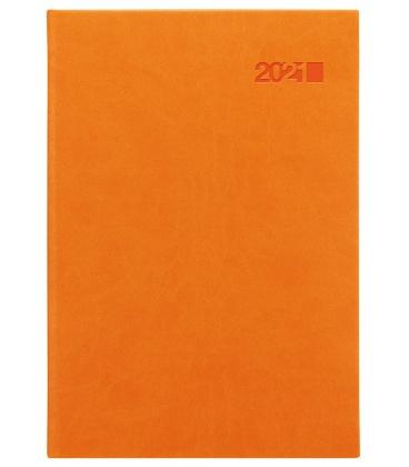 Daily Diary A5 slovak Viva orange (Juliet) 2021