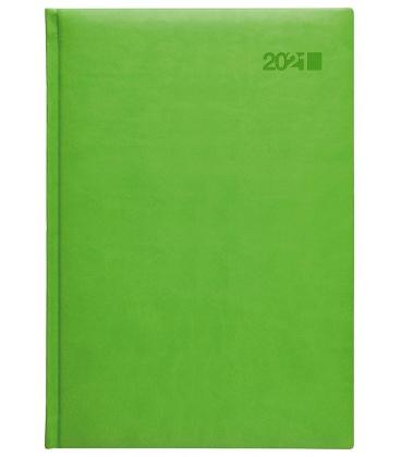 Weekly Diary B5 slovak Viva green (Lacerta) 2021