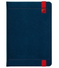 Weekly Diary A5 slovak Inverso blue, red 2021