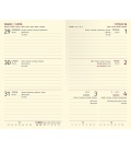 Weekly Pocket Diary slovak Denim blue 2021