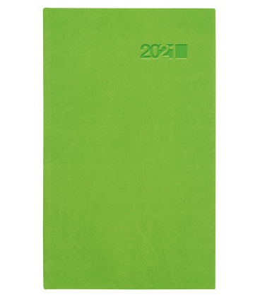 Weekly Pocket Diary slovak Viva green (Lacerta) 2021