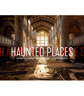 Wall calendar Haunted Places - Lost Places Kalender 2021
