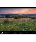 Wall calendar Naturparadies Deutschland - Signature Kalender 2021