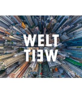 Wall calendar WeltWeit - Die Welt aus der Drohnen-Perspektive Kalender 2021
