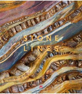 Wall calendar Stonelines Kalender 2021