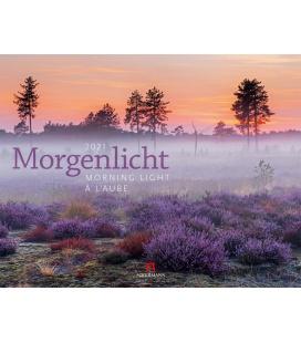 Wall calendar Morgenlicht Kalender 2021