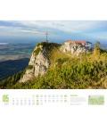 Wall calendar Deutschland Wanderland - Die schönsten Wanderwege Kalender 2021