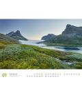 Wall calendar Hurtigruten - Norwegen Kalender 2021