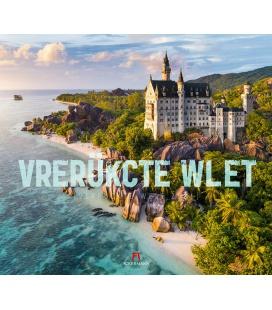Wall calendar Verrückte Welt Kalender 2021