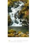 Wall calendar Wasserfälle Kalender 2021