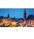Wall calendar Malerisches Deutschland Kalender 2021
