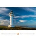 Wall calendar Leuchttürme Kalender 2021
