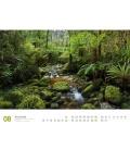 Wall calendar Neuseeland Kalender 2021