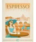 Wall calendar Coffee Time - Kaffee-Plakate Kalender 2021