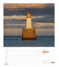 Wall calendar Schottland - Wochenplaner Kalender 2021