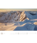 Wall calendar Planet Earth - Ackermann Gallery Kalender 2021