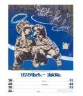 Wall calendar Street Art - Wochenplaner Kalender 2021