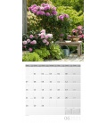 Wall calendar In meinem Garten Kalender 2021