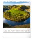 Wall calendar Kingdom of Water 2021