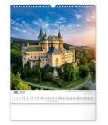 Wall calendar Sights of Slovakia SK 2021