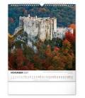 Wall calendar Wonderful Slovakia 2021
