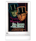 Wall calendar Movie Posters 30's 2021