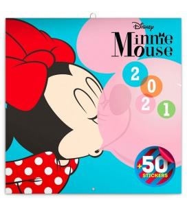 Wall calendar Minnie 2021