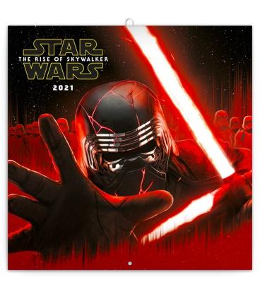 Wall calendar Star Wars 2021