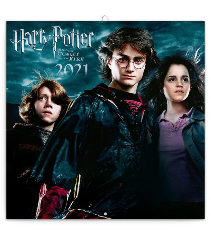 Wall calendar Harry Potter 2021
