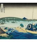 Wall calendar Katsushika Hokusai 2021
