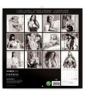 Wall calendar Women 2021