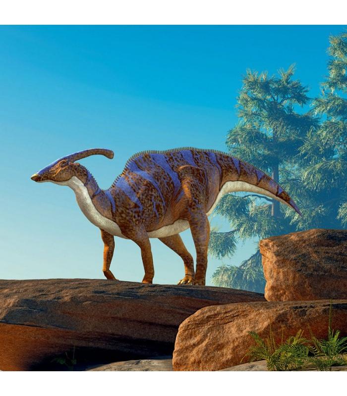 Nástěnný kalendář Dinosauři 2021