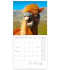 Wall calendar Keep Smiling 2021