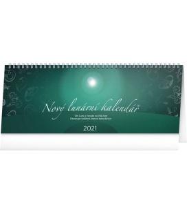 Table calendar New Lunar 2021