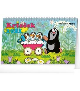 Table calendar The Little Mole 2021