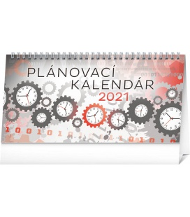 Table calendar Weekly planner SK 2021