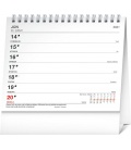 Table calendar Weekly planner with quotes SK 2021