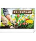 Table calendar Gardening 2021