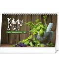 Table calendar Herbs and Tea SK 2021