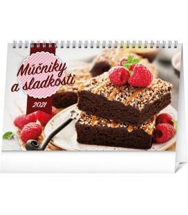 Table calendar Cakes SK 2021
