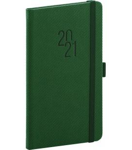 Weekly pocket diary Diamante 2021