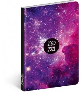 Weekly diary B6 18month Petito diary Galaxy 2020/2021