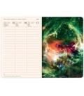 Weekly pocket diary NASA 2021