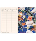 Weekly pocket diary Leaves 2021