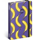 Weekly pocket diary Bananas 2021