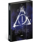 Magnetic weekly diary Harry Potter – Deathly Hallows 2021