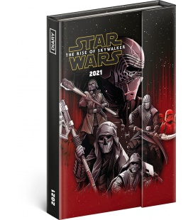 Magnetic weekly diary Star Wars 2021