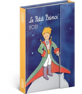 Magnetic weekly diary Le Petit Prince – Planet 2021