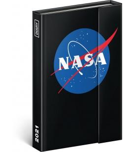 Magnetic weekly diary NASA 2021